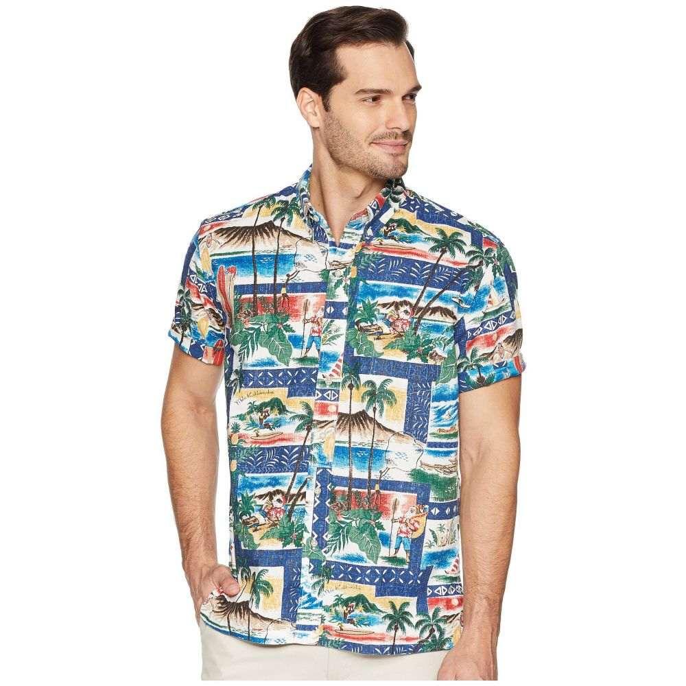 レインスプーナー Reyn Spooner メンズ トップス シャツ【Hawaiian Christmas Classic Fit Shirt】Royal