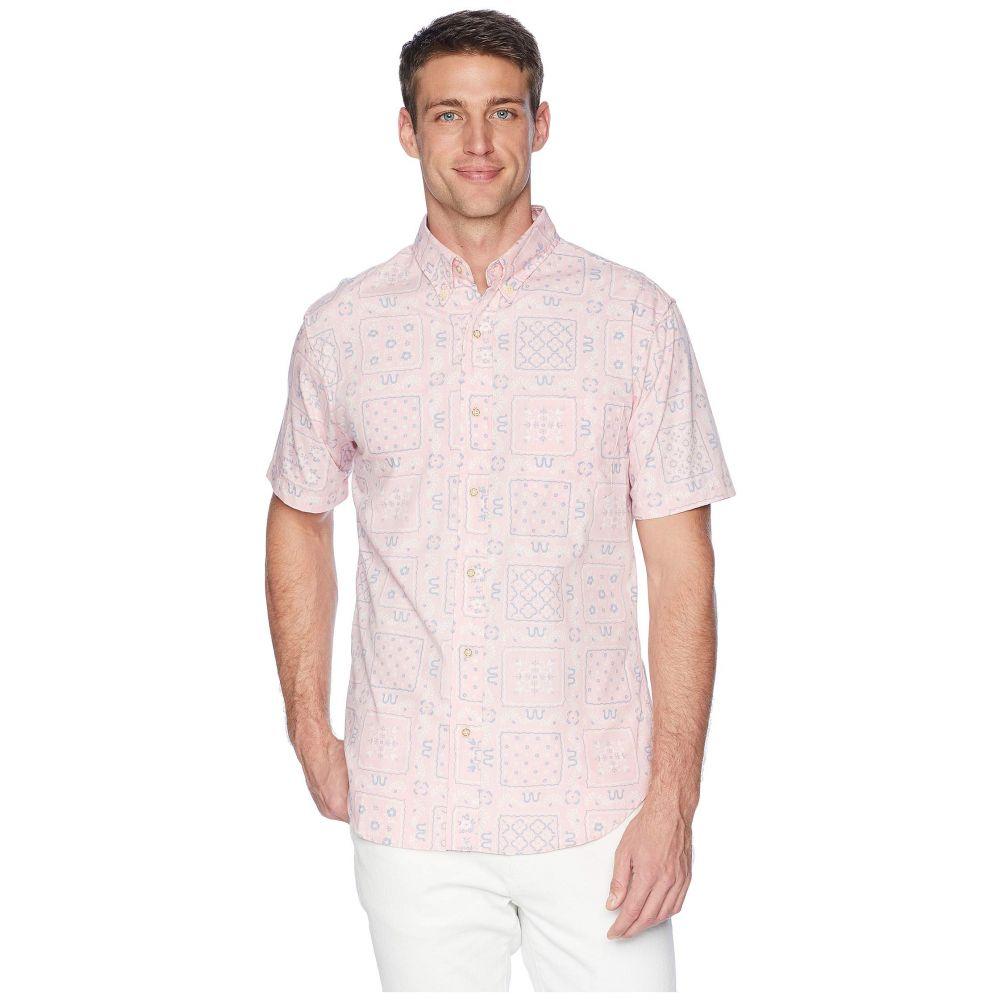 レインスプーナー Reyn Spooner メンズ トップス シャツ【Original Lahaina Tailored Aloha Shirt】Pink
