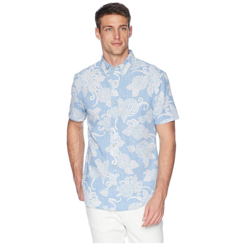 レインスプーナー Reyn Spooner メンズ トップス シャツ【Opti Mums Tailored Fit Aloha Shirt】Denim