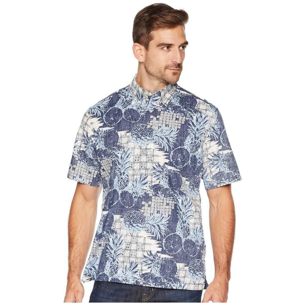 レインスプーナー Reyn Spooner メンズ トップス シャツ【Spooner Ho'Okipa Classic Pullover Hawaiian Shirt】Ink