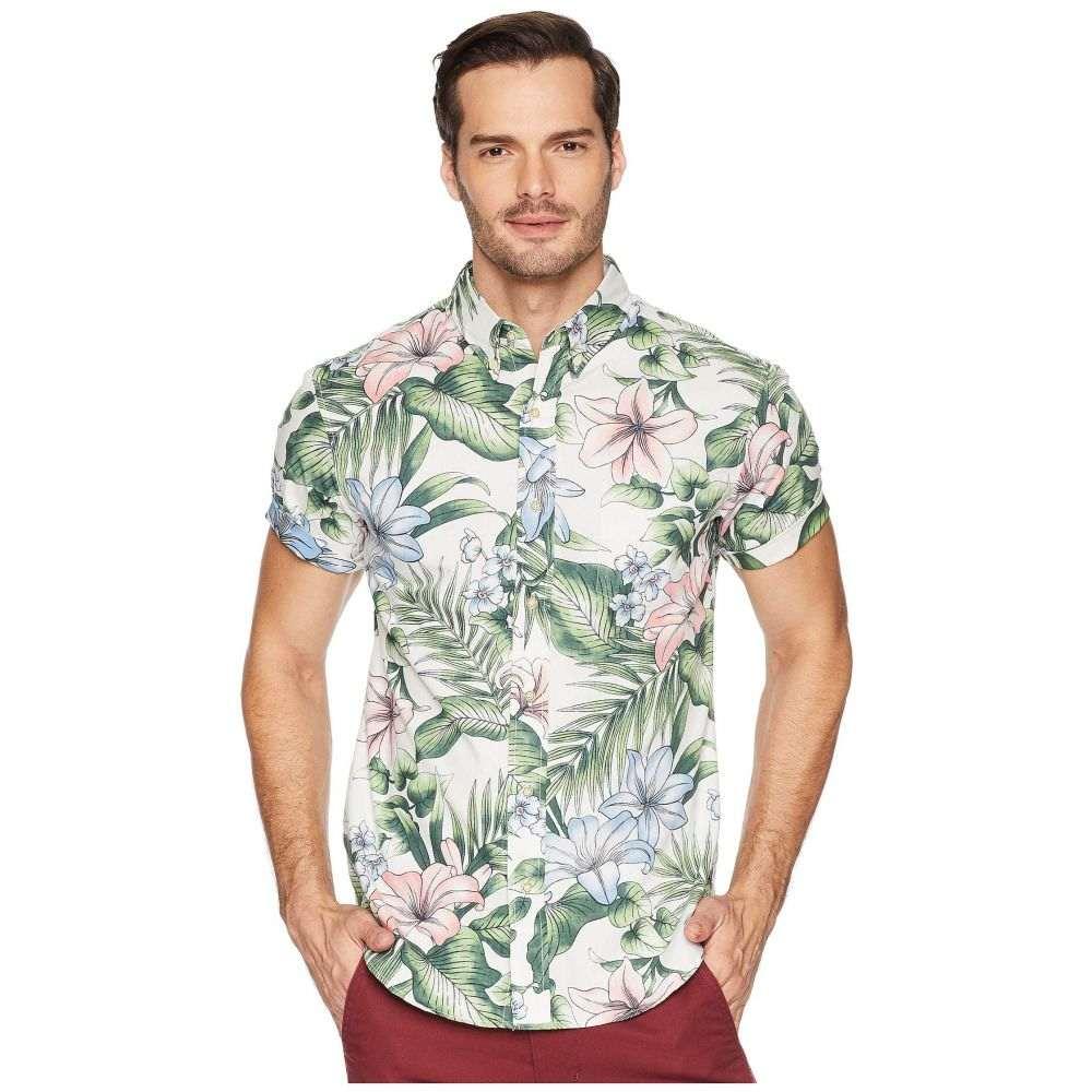 レインスプーナー Reyn Spooner メンズ トップス シャツ【Uluwehi Tailored Hawaiian Shirt】Natural