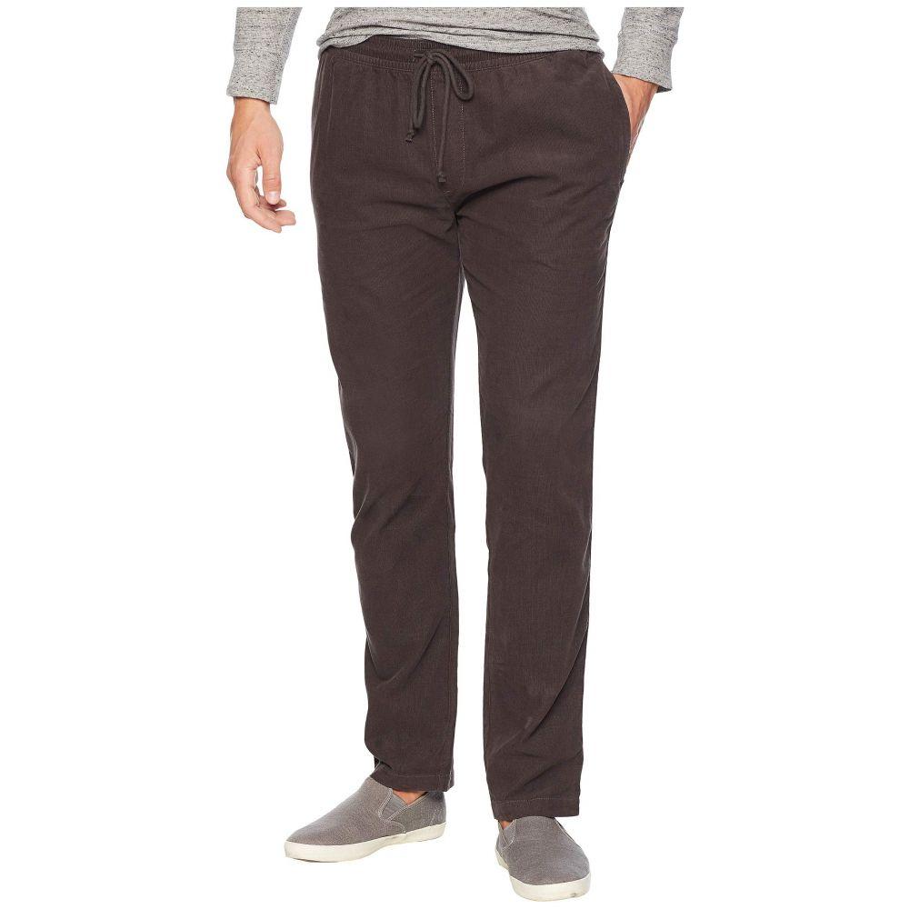 レインスプーナー Reyn Spooner メンズ ボトムス・パンツ【Corduroy Cruiser Pants】Black