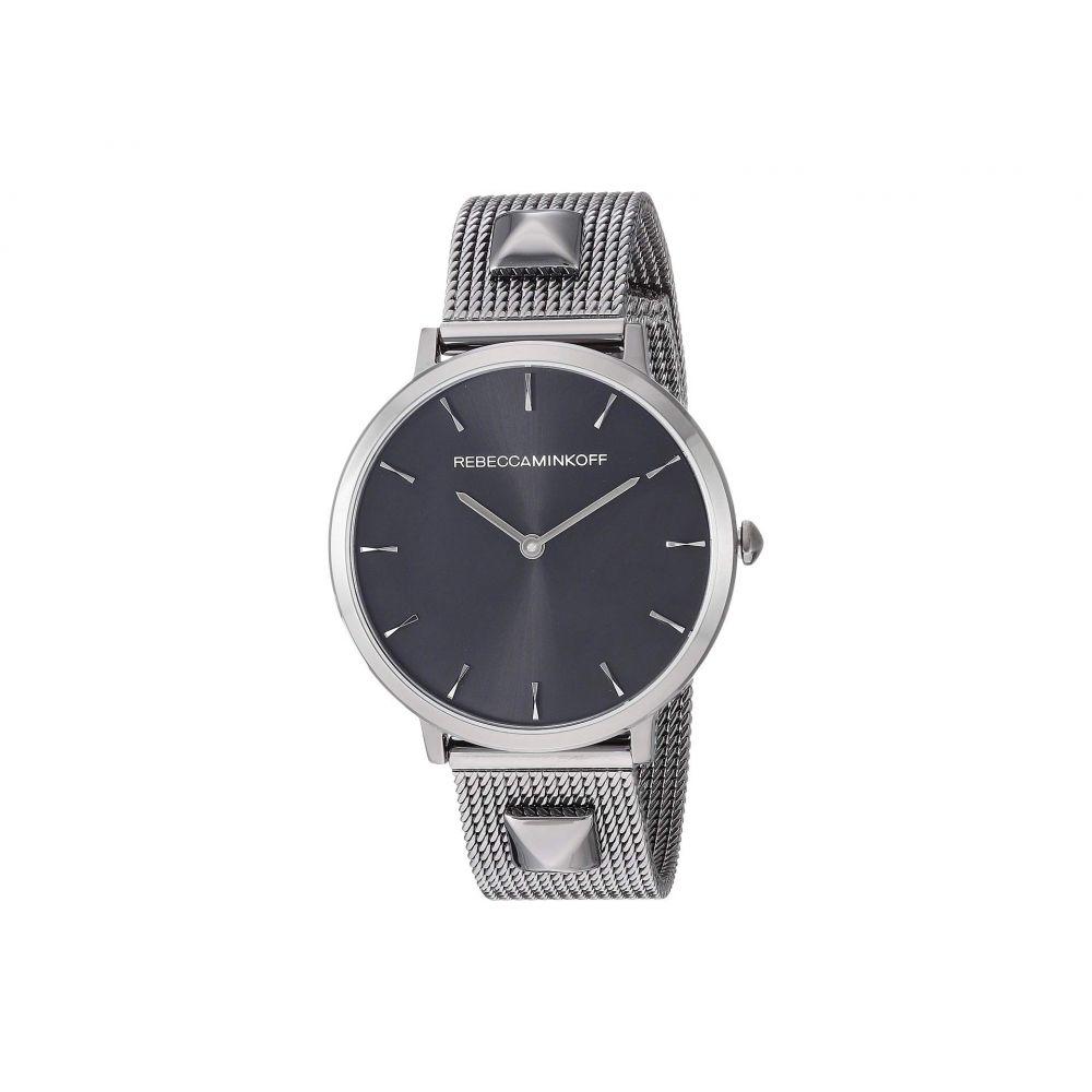 レベッカ ミンコフ Rebecca Minkoff レディース 腕時計【Major - 2200004】Black