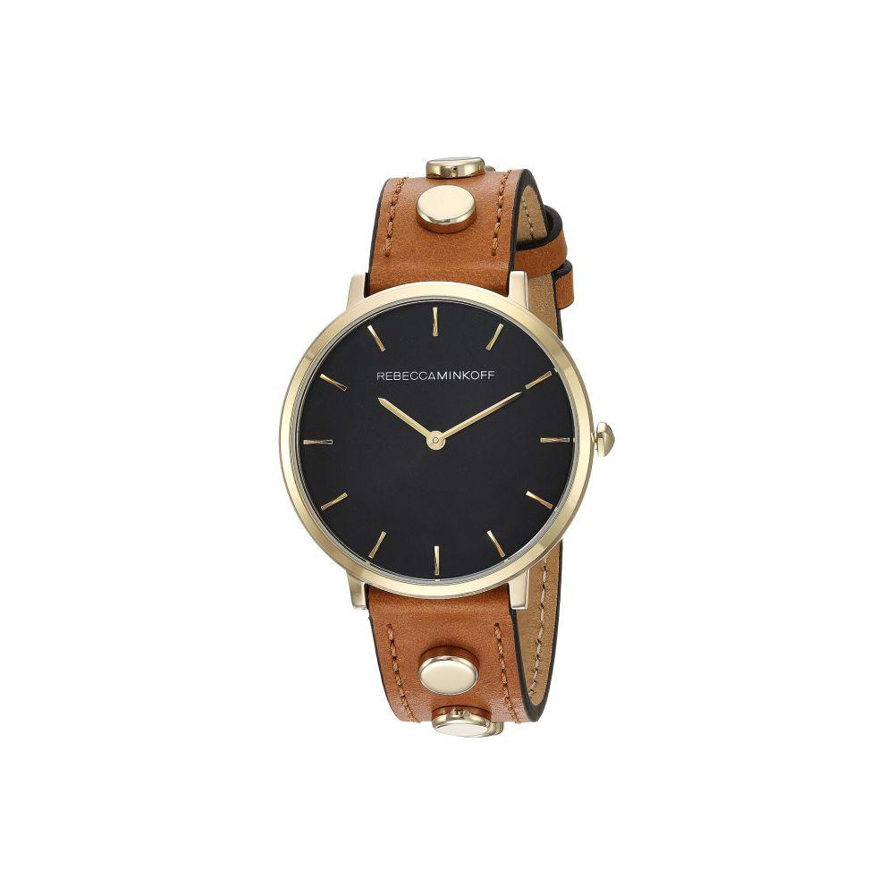 レベッカ ミンコフ Rebecca Minkoff レディース 腕時計【Major - 2200027】Brown