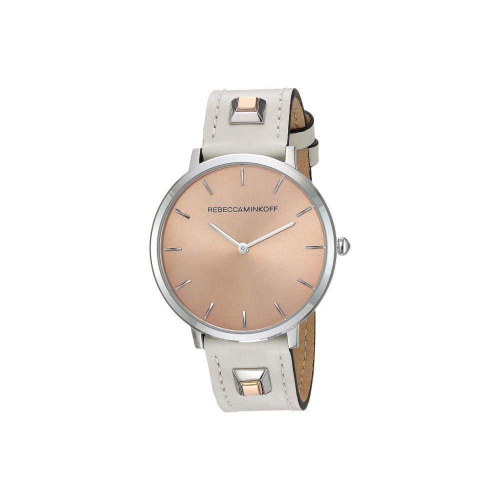 レベッカ ミンコフ Rebecca Minkoff レディース 腕時計【Major - 2200183】Rose Gold