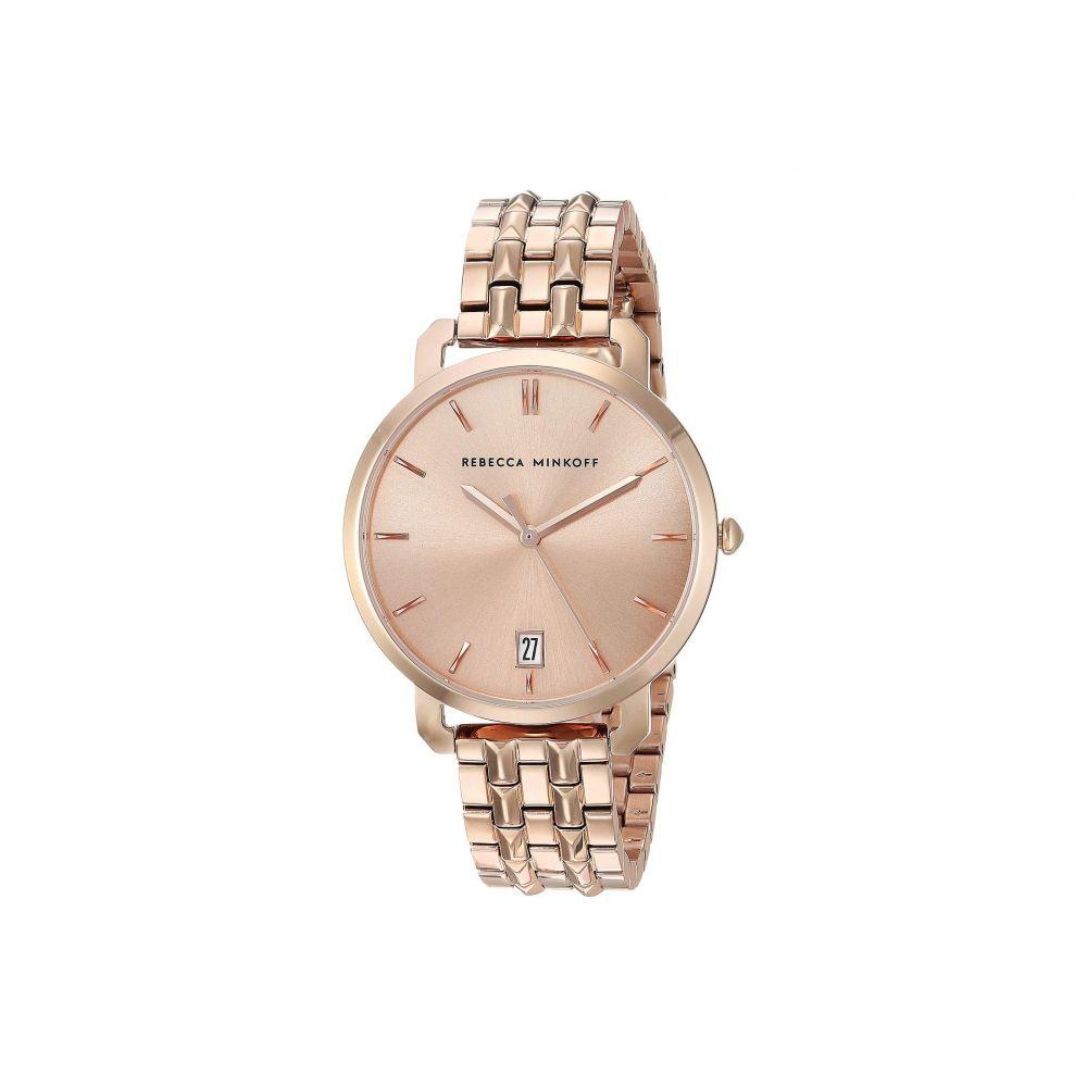 レベッカ ミンコフ Rebecca Minkoff レディース 腕時計【Billie - 2200216】Rose Gold