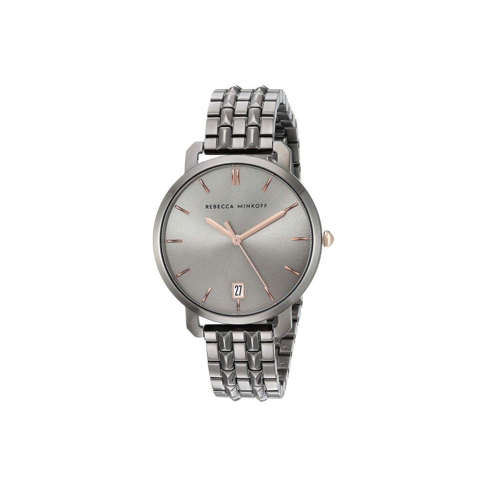 レベッカ ミンコフ Rebecca Minkoff レディース 腕時計【Billie - 2200217】Grey