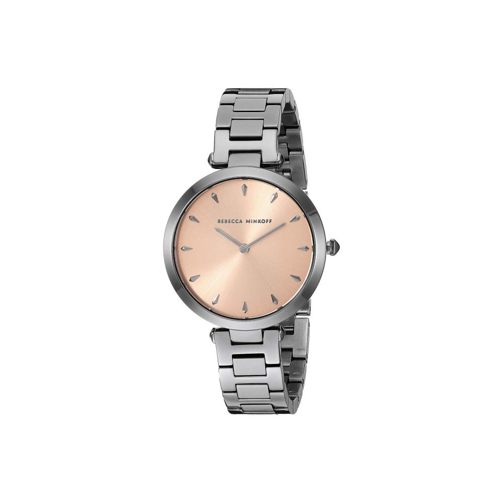 レベッカ ミンコフ Rebecca Minkoff レディース 腕時計【T-Bar - 2200280】Rose Gold