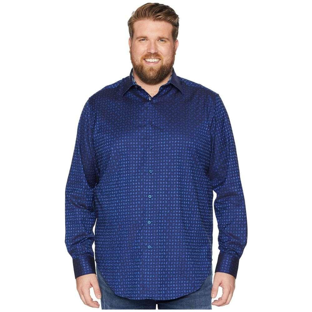 ロバートグラハム Robert Graham メンズ トップス シャツ【Big & Tall Harris Shirt】Blue (Tall)