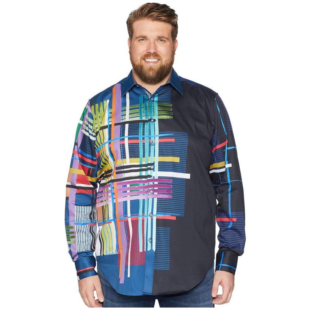 ロバートグラハム Robert Graham メンズ トップス シャツ【Big & Tall Robinson Sports Shirt】Multi (Tall)