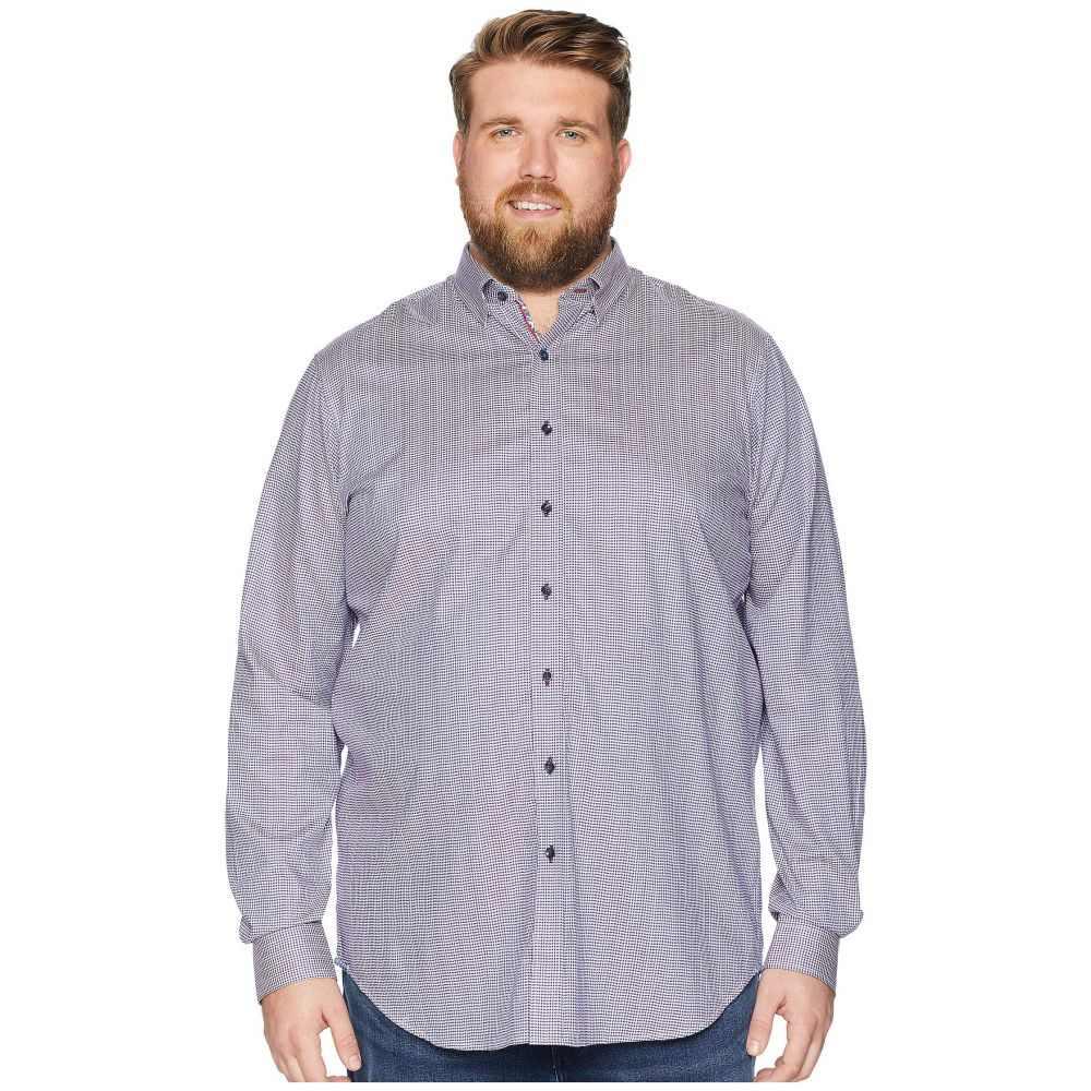 ロバートグラハム Robert Graham メンズ トップス シャツ【Big & Tall Sealey Shirt】Blue (Big)