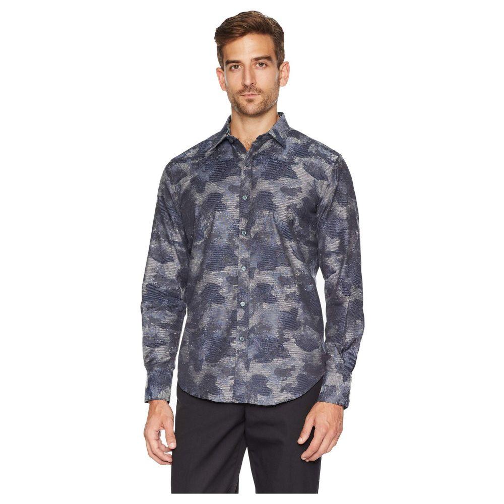 ロバートグラハム Robert Graham メンズ トップス シャツ【Walsh Sports Shirt】Navy
