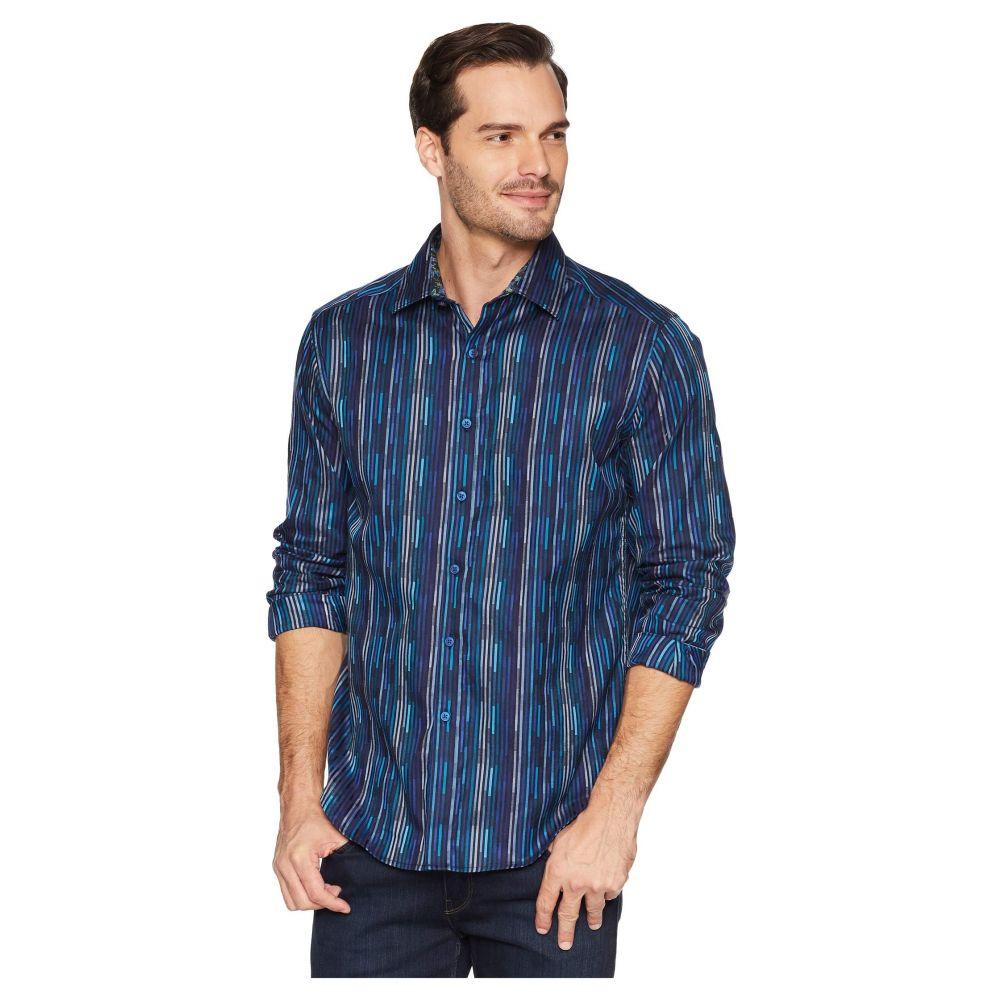 ロバートグラハム Robert Graham メンズ トップス シャツ【Shepherd Sports Shirt】Blue