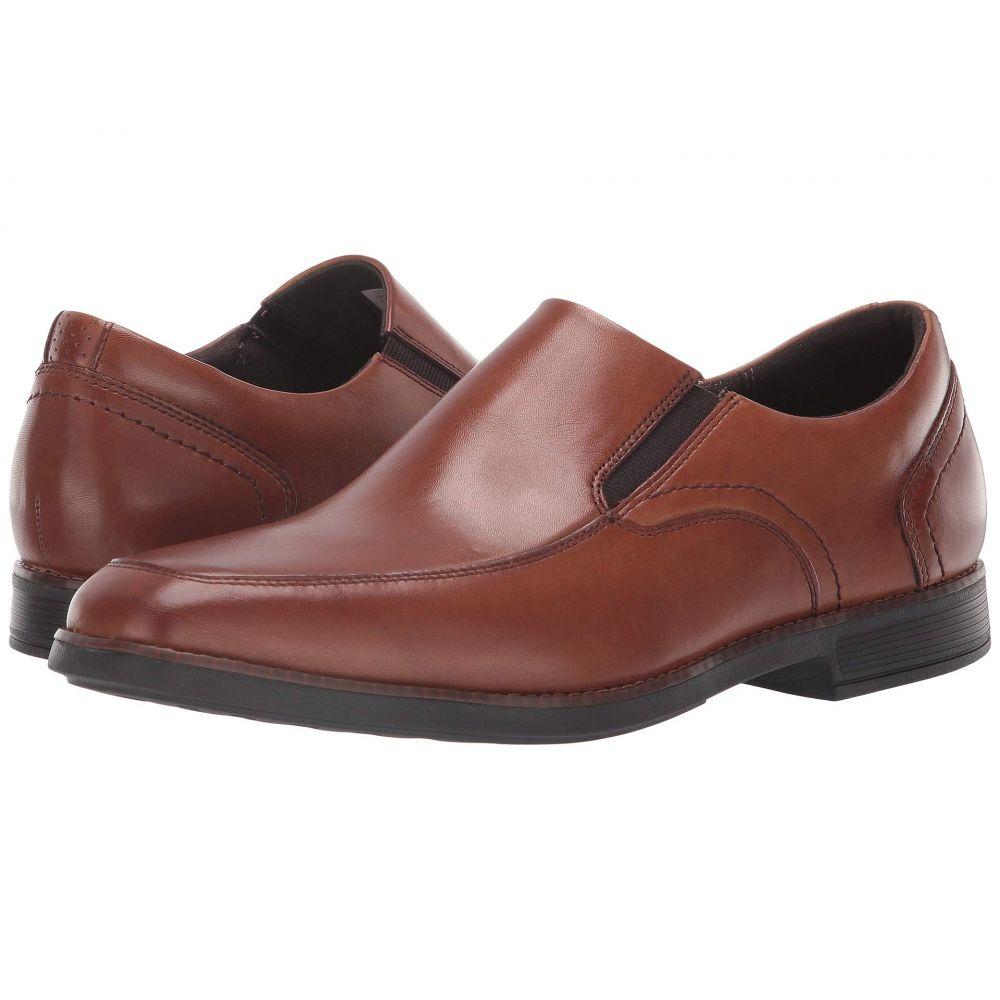 ロックポート Rockport メンズ シューズ・靴 スリッポン・フラット【Slayter Slip-On】Cognac