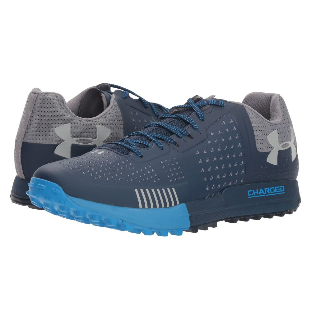 アンダーアーマー Under Armour メンズ ランニング・ウォーキング シューズ・靴【UA Horizon RTT】Academy/Blue Circuit/Overcast Gray