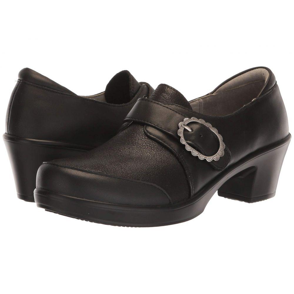 アレグリア Alegria レディース シューズ・靴 ブーツ【Holli】Black Burnish