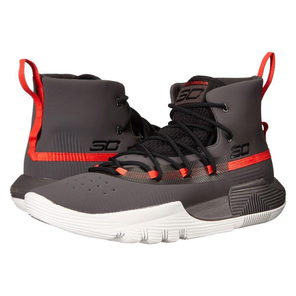 アンダーアーマー Under Armour メンズ バスケットボール シューズ・靴【UA SC 3Zer0 II】Charcoal/Black/Black