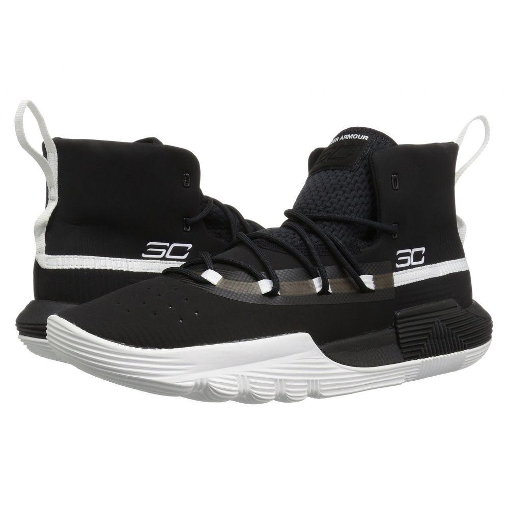 アンダーアーマー Under Armour メンズ バスケットボール シューズ・靴【UA SC 3Zer0 II】Black/White/White