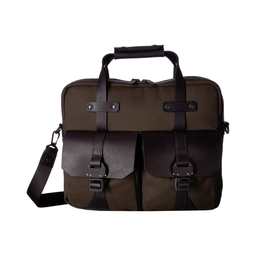 アレン エドモンズ Allen Edmonds メンズ バッグ ボストンバッグ・ダッフルバッグ【Outpost Field Bag】Black/Olive