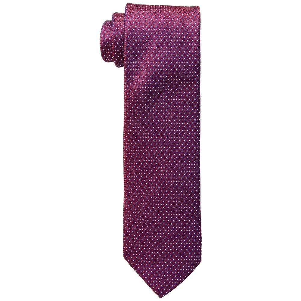 イートン Eton メンズ ネクタイ【Neat Tie】Red