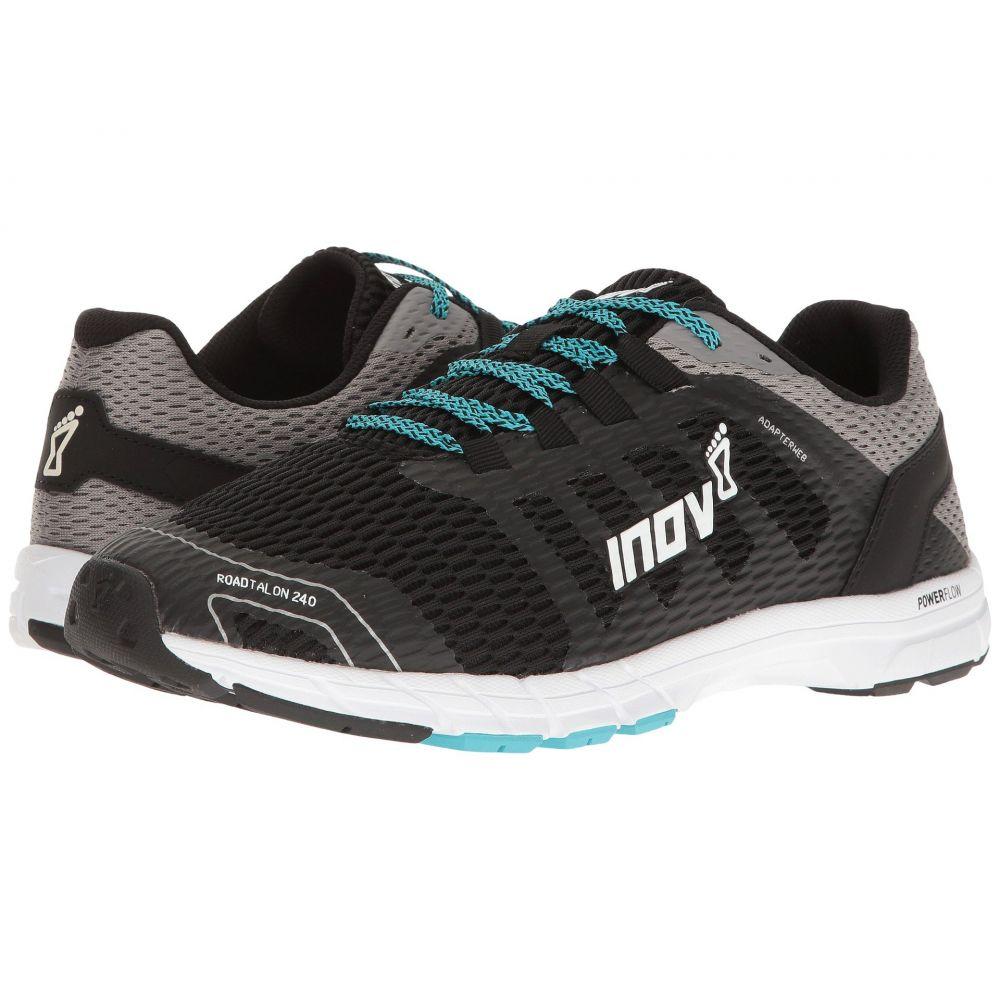 イノヴェイト inov-8 メンズ ランニング・ウォーキング シューズ・靴【RoadTalon 240】Black/Grey/Blue