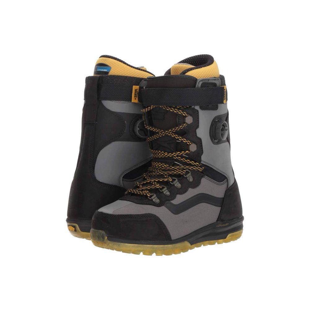 ヴァンズ Vans メンズ ハイキング・登山 シューズ・靴【Infuse(TM) '18】Black/Grey (Pat Moore)