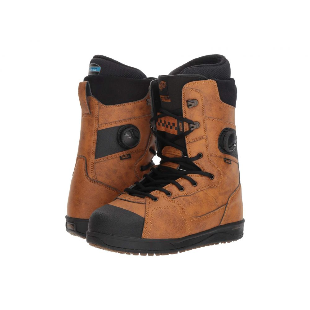 ヴァンズ Vans メンズ ハイキング・登山 シューズ・靴【Implant(TM) Pro】Brown/Black