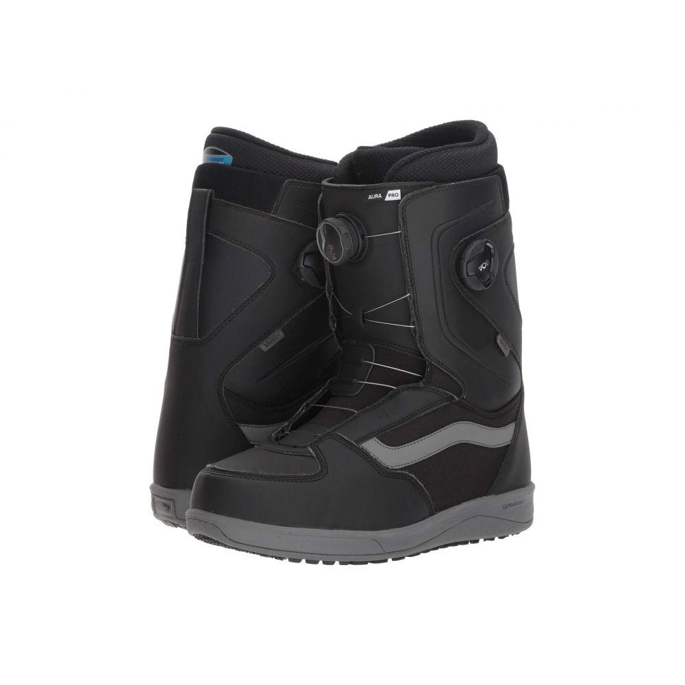 ヴァンズ Vans メンズ ハイキング・登山 シューズ・靴【Aura(TM) Pro '18】Black/Grey