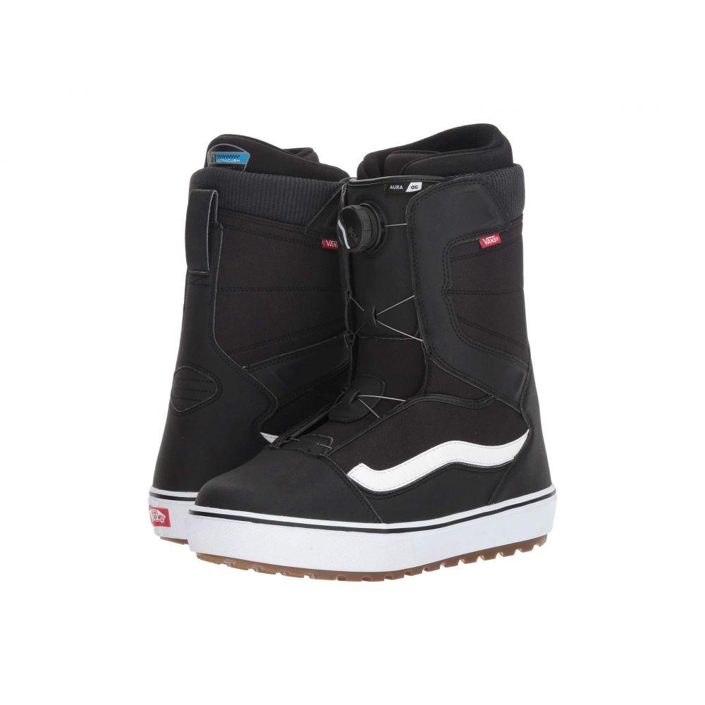 ヴァンズ Vans メンズ ハイキング・登山 シューズ・靴【Aura(TM) OG '18】Black/White