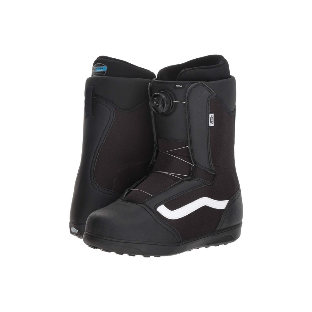 ヴァンズ Vans メンズ ハイキング・登山 シューズ・靴【Aura(TM) '18】Black/White