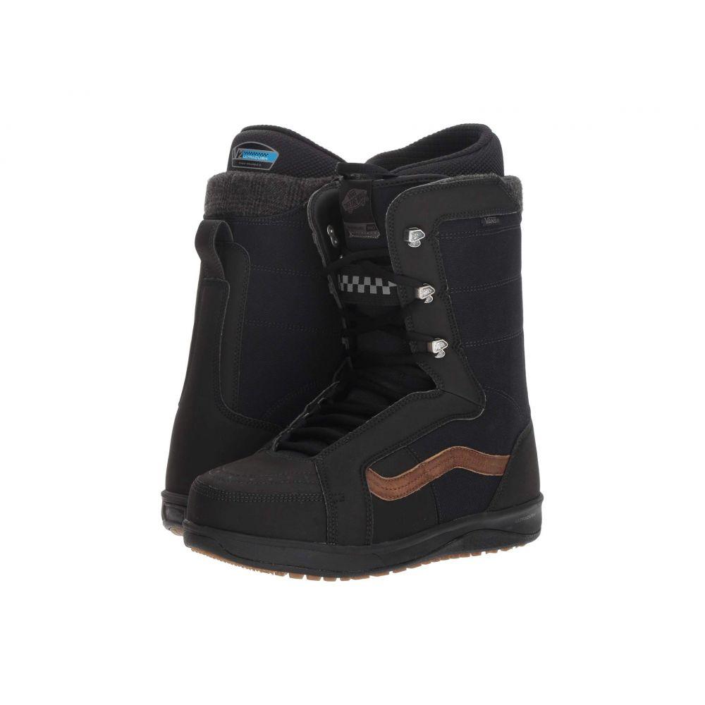 ヴァンズ Vans メンズ ハイキング・登山 シューズ・靴【Hi-Standard(TM) Pro '18】Black/Brown