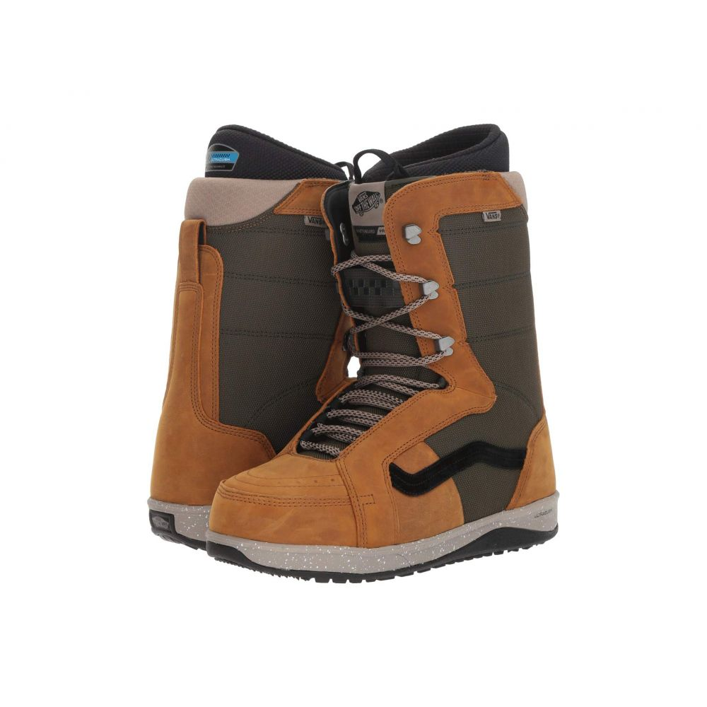 ヴァンズ Vans メンズ ハイキング・登山 シューズ・靴【Hi-Standard(TM) Pro '18】Brown/Green