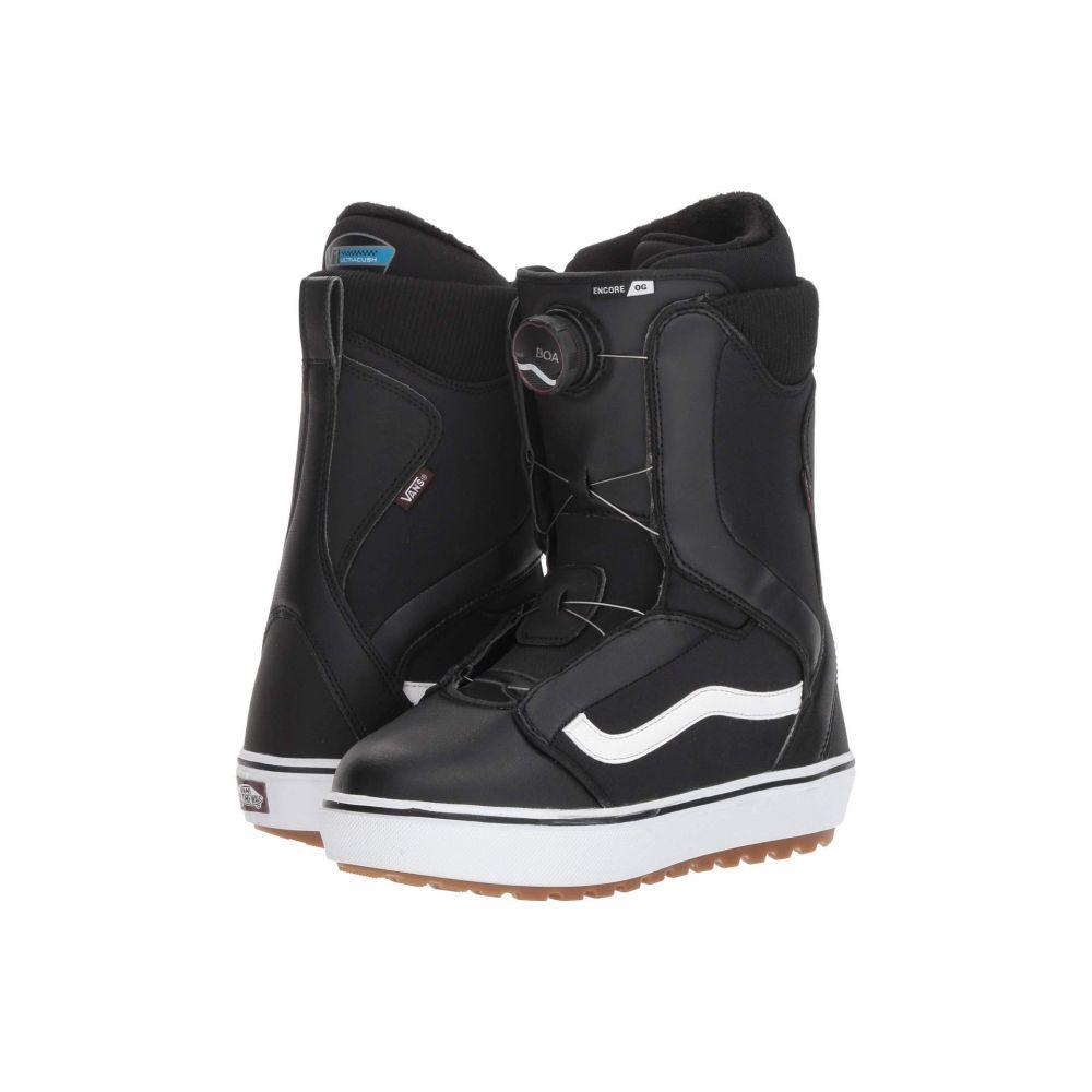 ヴァンズ Vans レディース ハイキング・登山 シューズ・靴【Encore(TM) OG '18】Black/White