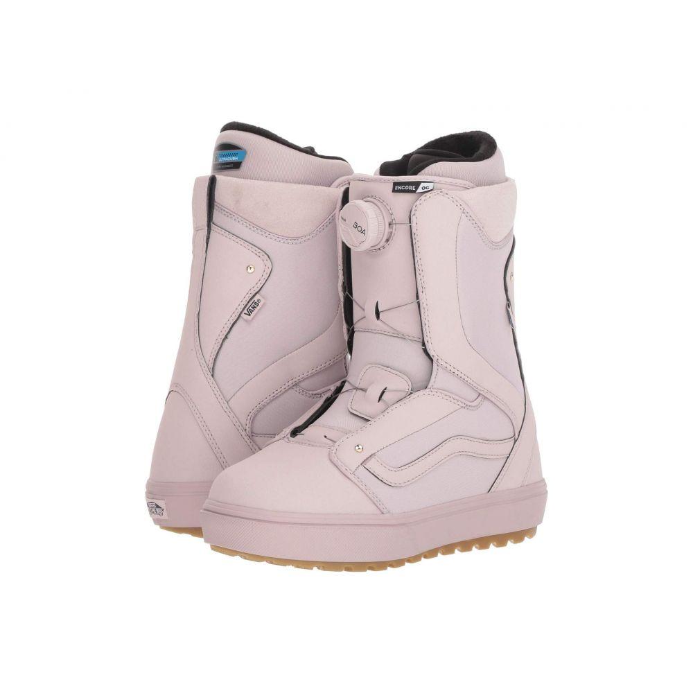 ヴァンズ Vans レディース ハイキング・登山 シューズ・靴【Encore(TM) OG '18】Sea Fog/Gum