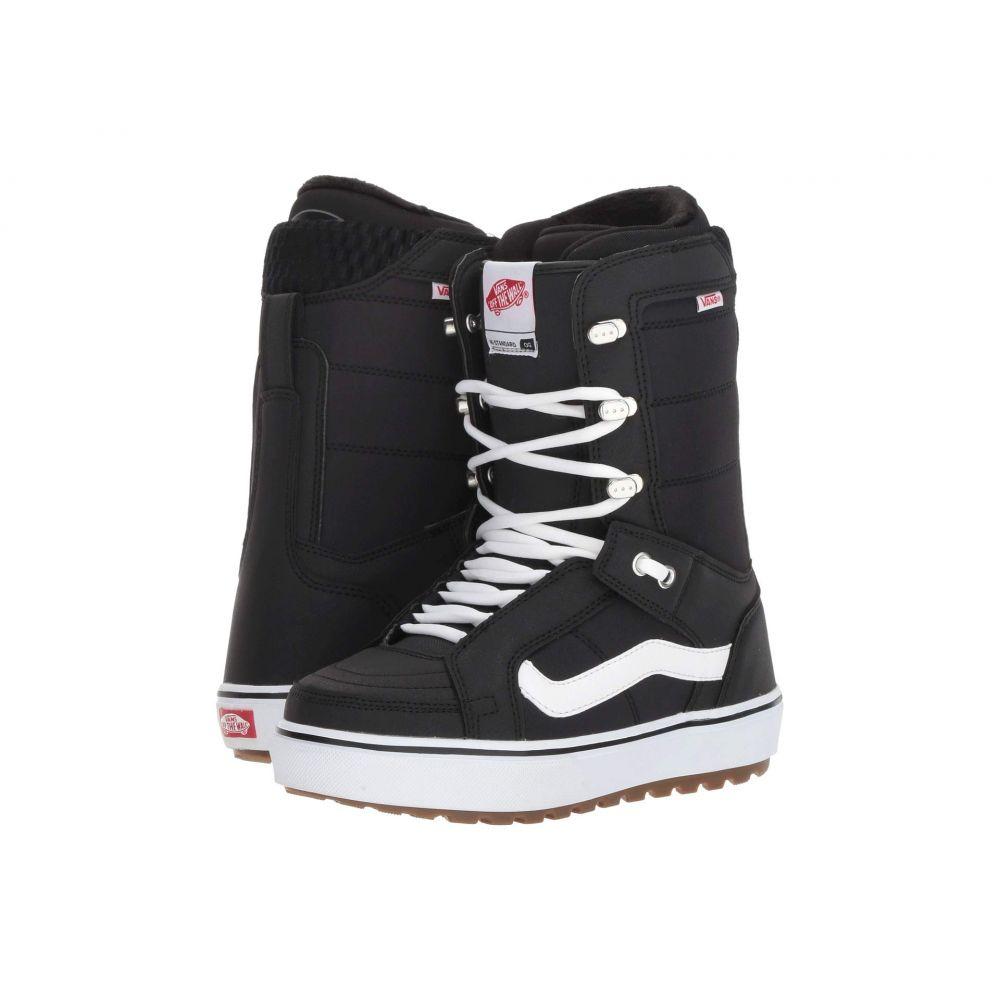 ヴァンズ Vans レディース ハイキング・登山 シューズ・靴【Hi-Standard(TM) OG '18】Black/White