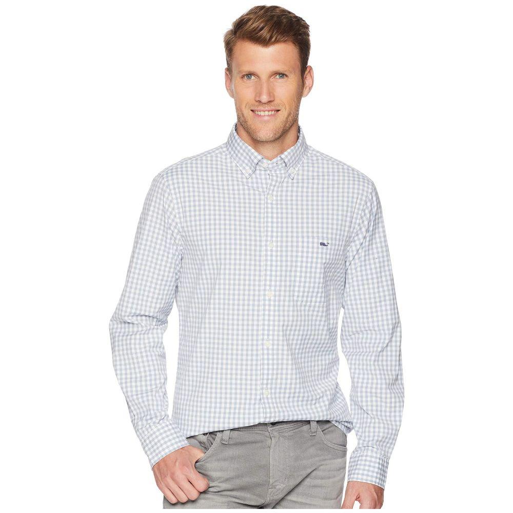 ヴィニヤードヴァインズ Vineyard Vines メンズ トップス シャツ【Carleton Gingham Classic Tucker Shirt】Hammerhead