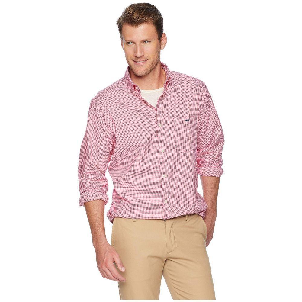ヴィニヤードヴァインズ Vineyard Vines メンズ トップス シャツ【Kettle Cove Classic Tucker Shirt】Katama Bay