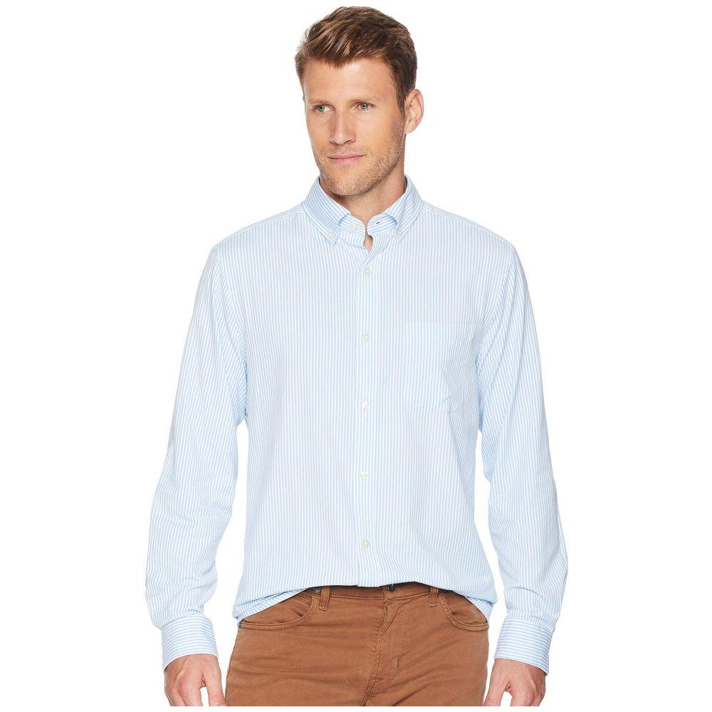 ヴィニヤードヴァインズ Vineyard Vines メンズ トップス シャツ【Beach ST Stripe Classic Murray Shirt】Ocean Breeze