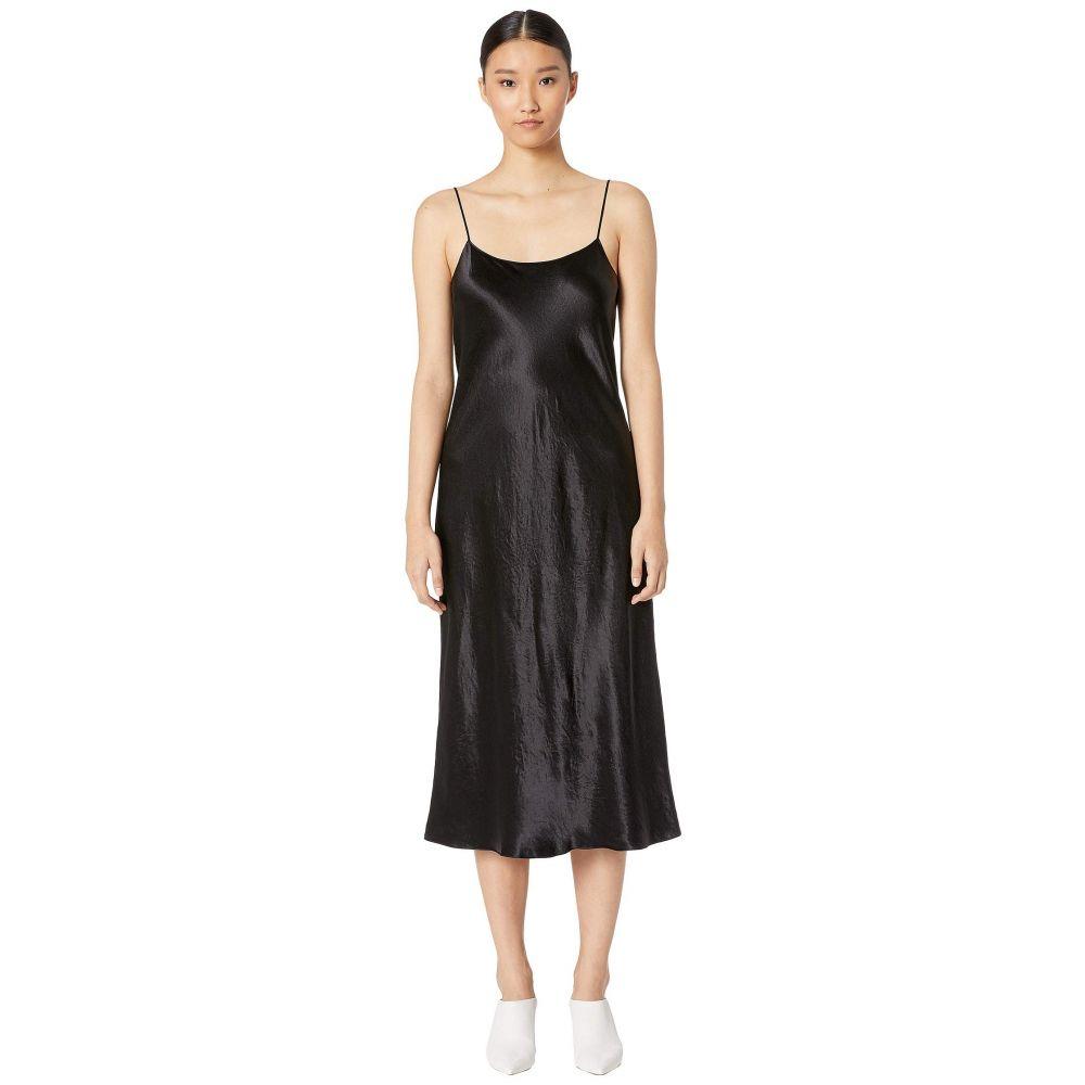 ヴィンス Vince レディース ワンピース・ドレス ワンピース【Slip Dress】Black