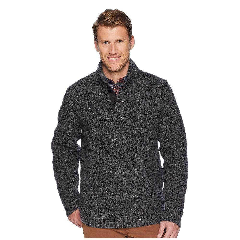 ウールリッチ Woolrich メンズ トップス ニット・セーター【The Sweater】Charcoal Heather