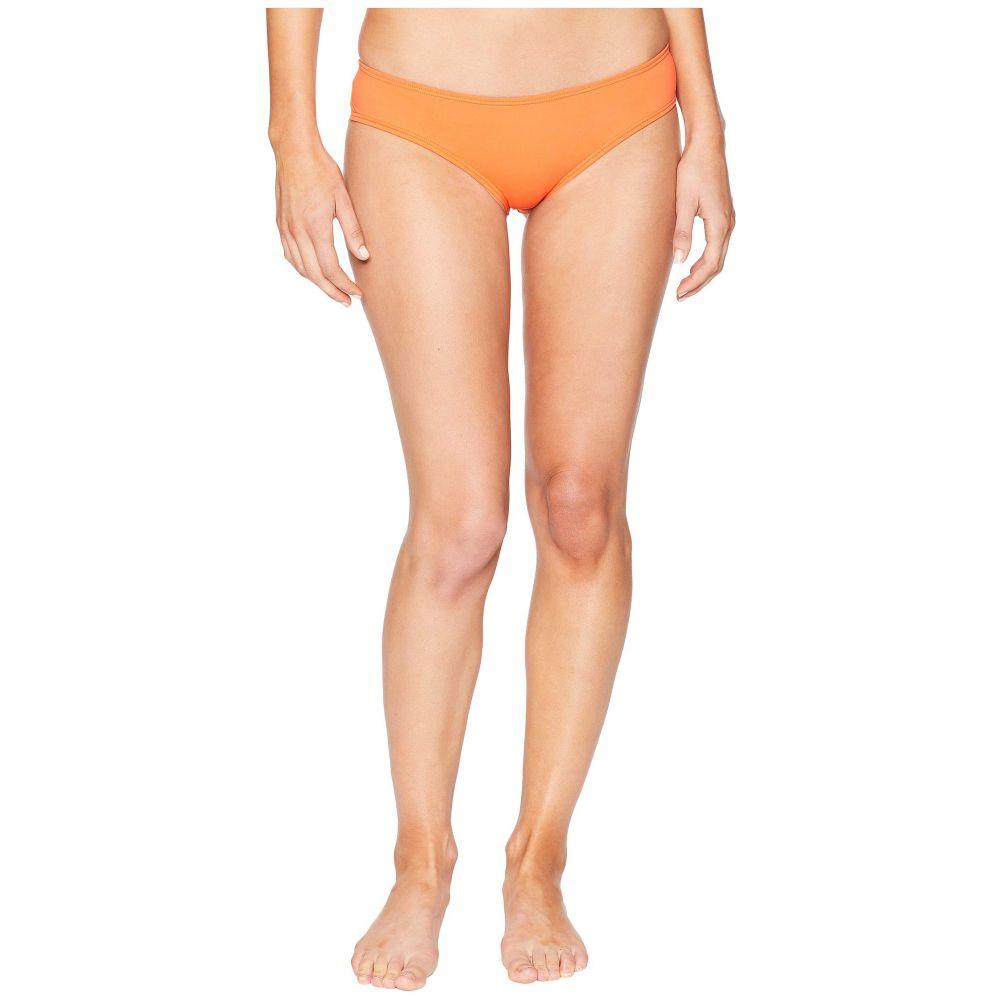 ヴィンス カムート Vince Camuto レディース 水着・ビーチウェア ボトムのみ【Shore Shades Shirred Smooth Fit Cheeky Bikini Bottom】Tangerine