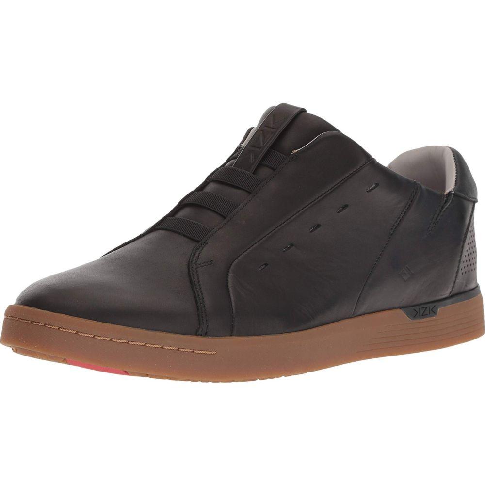 KIZIK メンズ シューズ・靴 スニーカー New York Black Gum0OkXnw8P