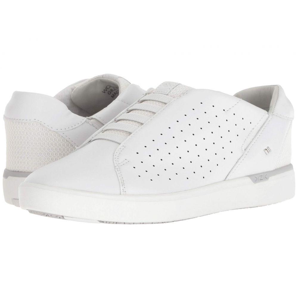 KIZIK レディース シューズ・靴 スニーカー【Miami】White