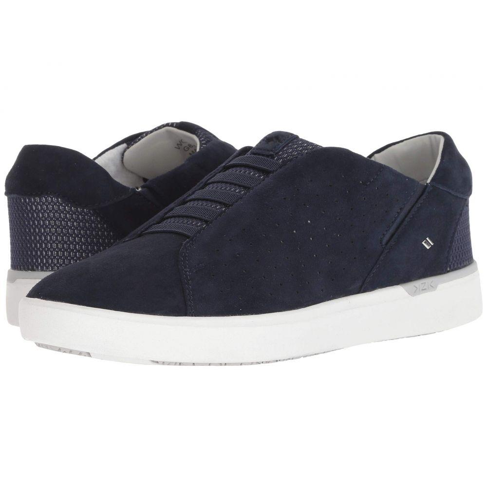 KIZIK レディース シューズ・靴 スニーカー【Miami】Navy