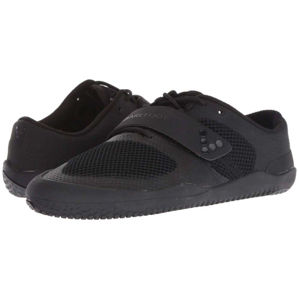 ヴィヴォ ベアフット Vivobarefoot レディース シューズ・靴 スニーカー【Motus II Mesh】All Black