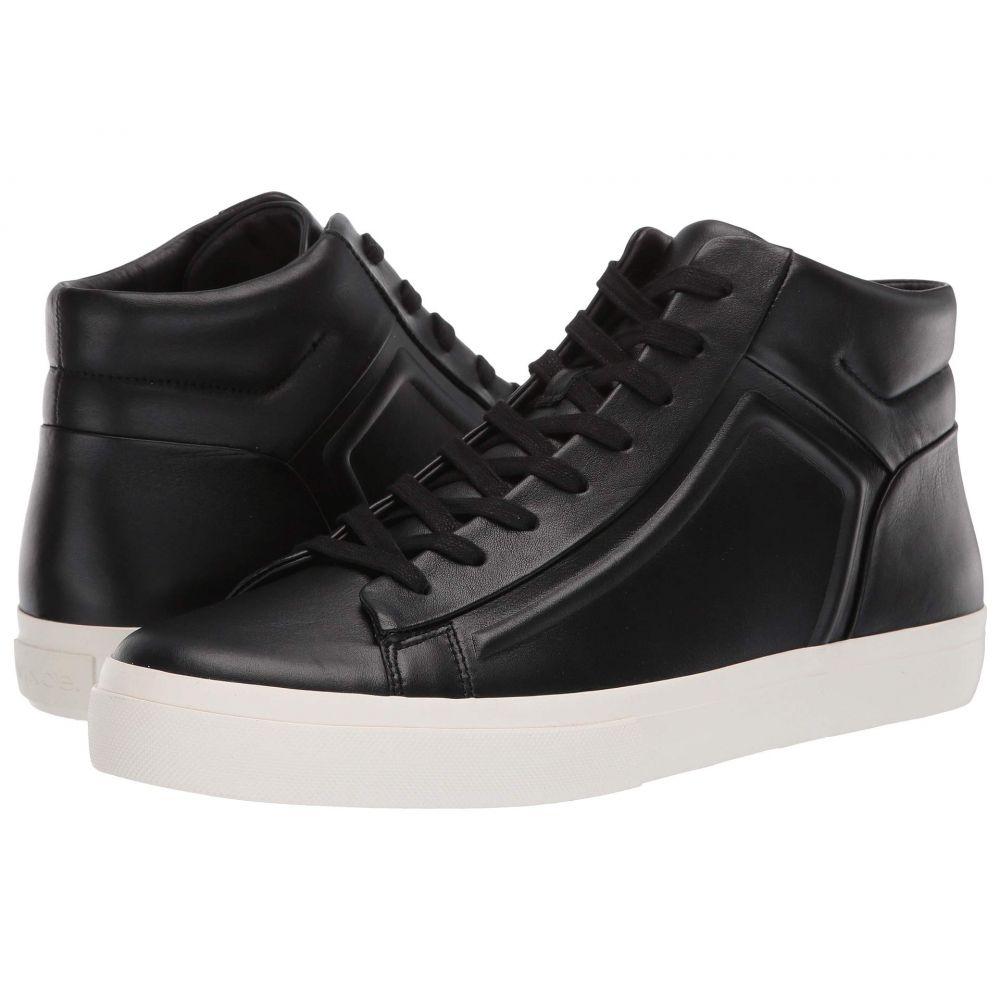 ヴィンス Vince メンズ シューズ・靴 スニーカー【Fynn】Black Glove Nappa Leather