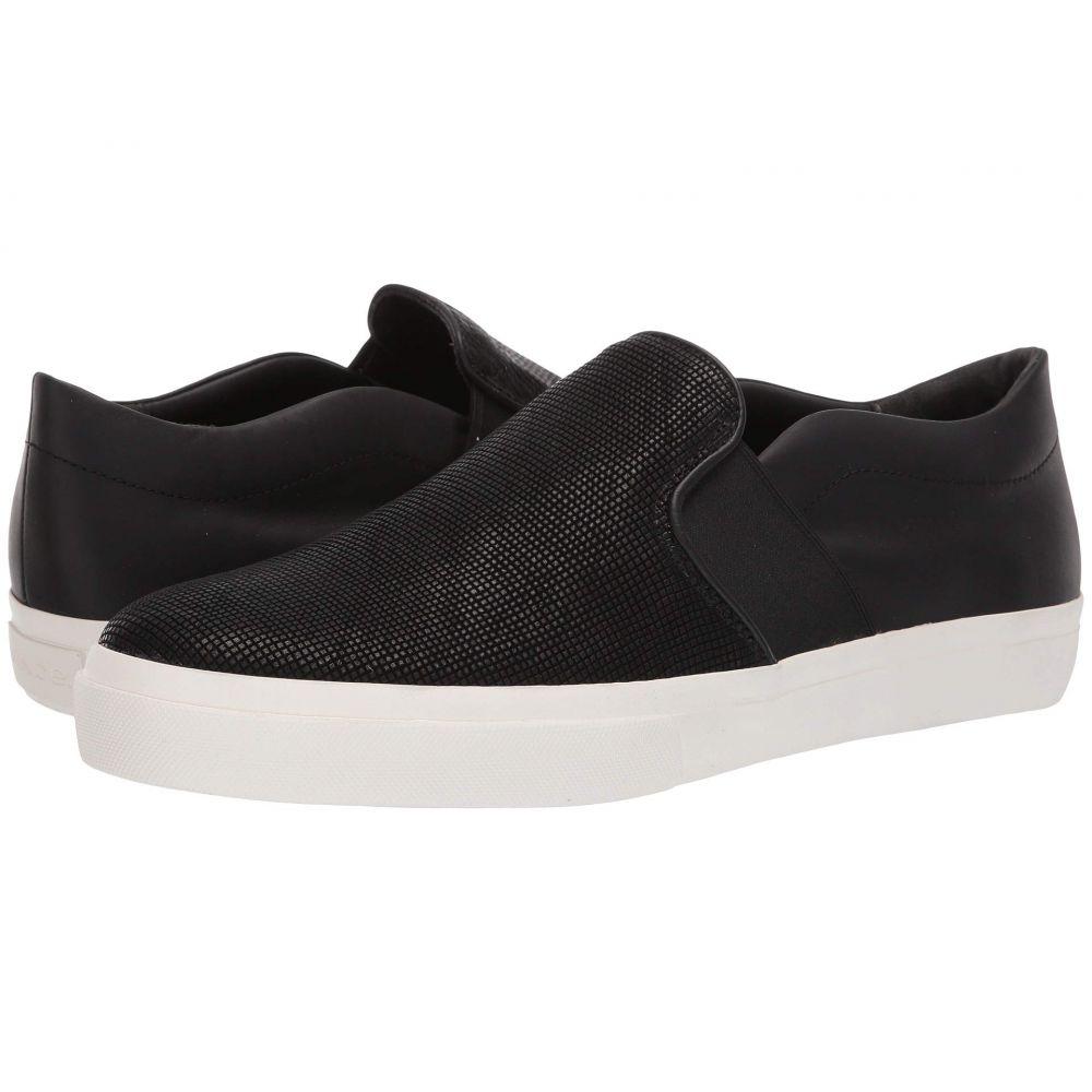 ヴィンス Vince メンズ シューズ・靴 スニーカー【Fenton】Black Rhombocut/Silk Calf