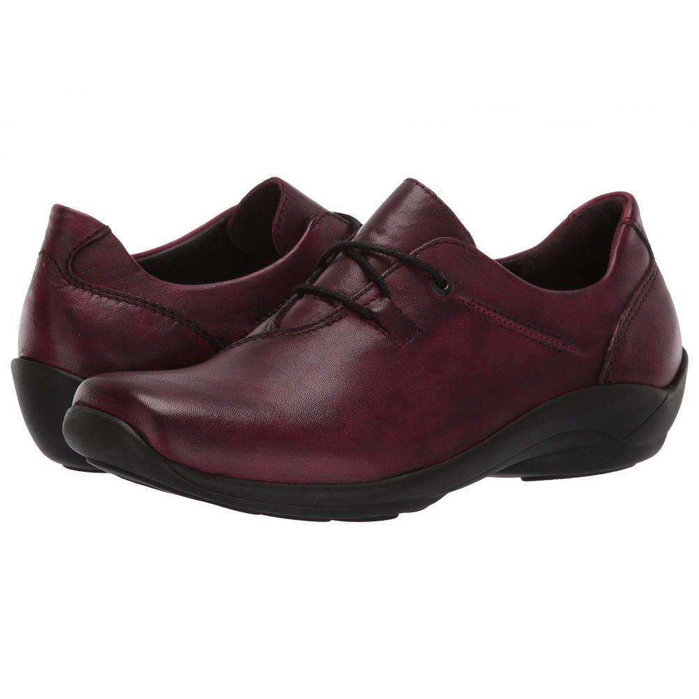 ウォーキー Wolky レディース シューズ・靴 スニーカー【Rosa】Oxblood