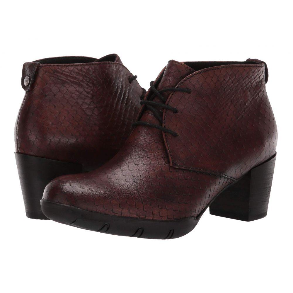 ウォーキー Wolky レディース シューズ・靴 ブーツ【Bighorn】Cognac