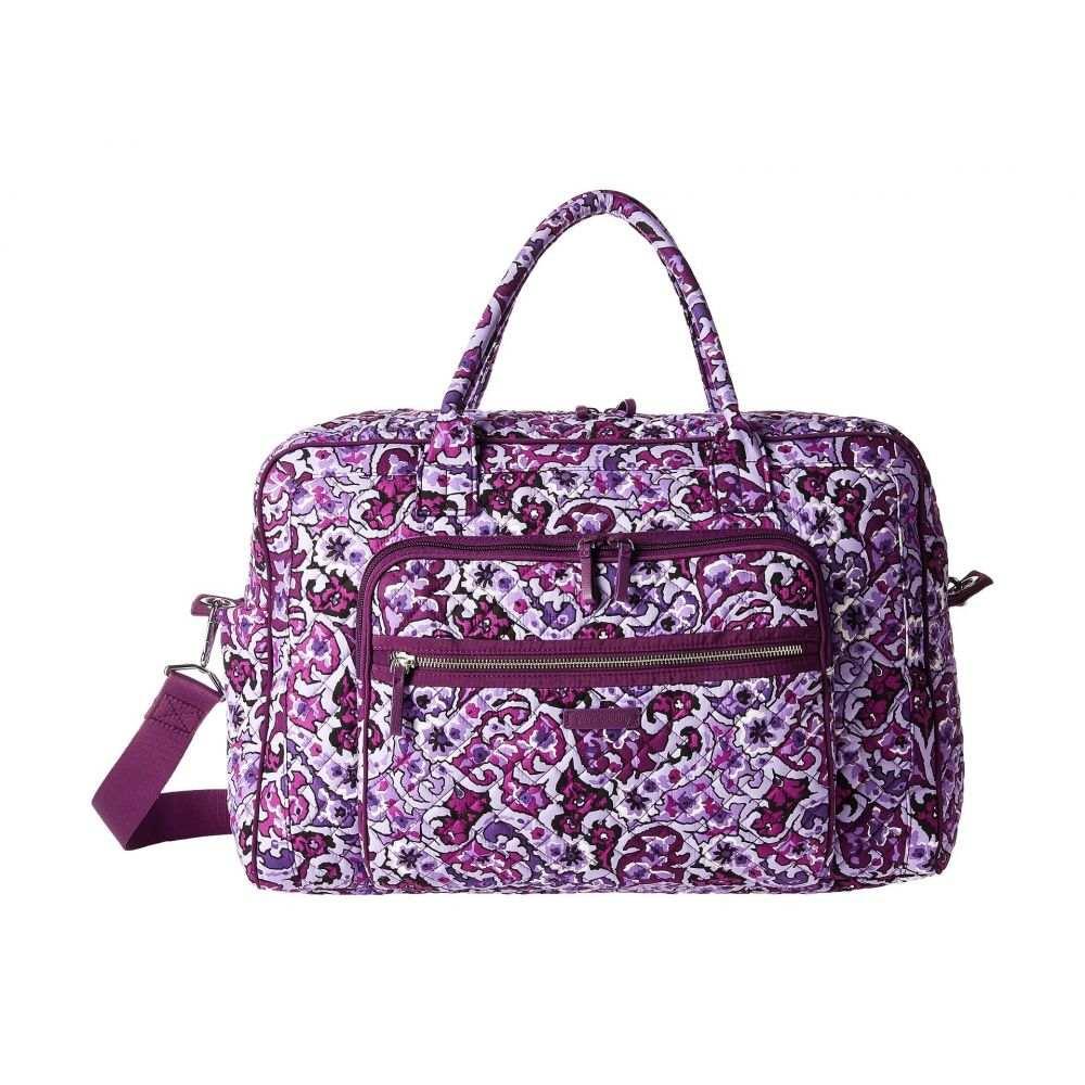 ヴェラ ブラッドリー Vera Bradley レディース バッグ ボストンバッグ・ダッフルバッグ【Iconic Weekender Travel Bag】Lilac Paisley